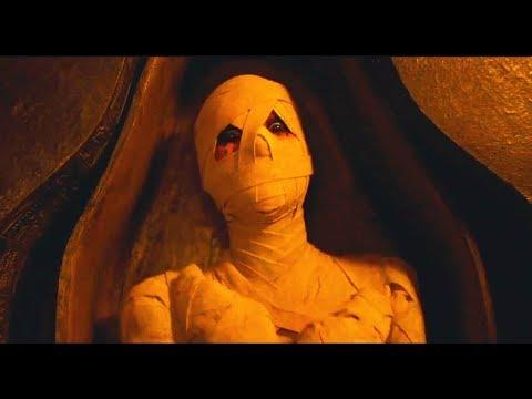 埃及美女公主因召喚死神罪孽深重,結果被活活做成了一具木乃伊