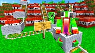50 CRAZY WAYS TO DIE IN MINECRAFT.... WITH FRIENDS! (Minecraft Trolling)