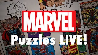 Piecing Marvel Puzzles Together LIVE!