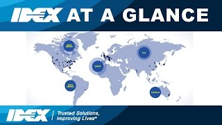 IDEX Corporation At-a-Glance