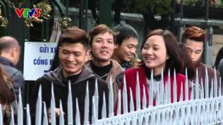 Vietnam's Got Talent 2016 - TIẾT MỤC HỢP XƯỚNG NHẬN NÚT VÀNG GIÁM KHẢO THANH LAM