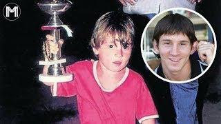 3 Incredible & Unknown Stories About Lionel Messi's Childhood - HD
