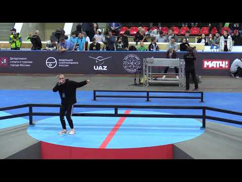 Хаски концерт live @ World Cup Skateboarding Moscow 2017