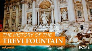History of Trevi Fountain