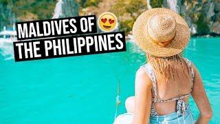 Maldives of the Philippines | Exploring Beautiful El Nido
