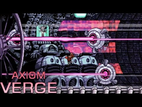 Trailer - Axiom Verge