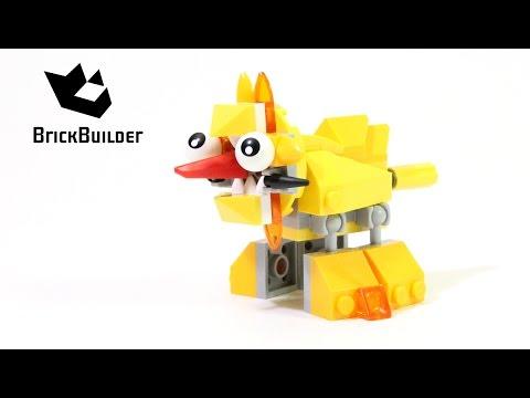 Vidéo LEGO Mixels 41542 : Spugg