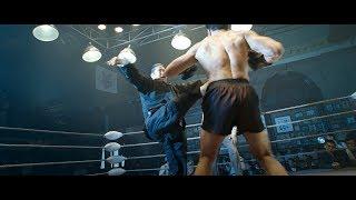 Боевая сцена, Даррен Шалави против Саммо Хун/Твистер против Мастер Хун