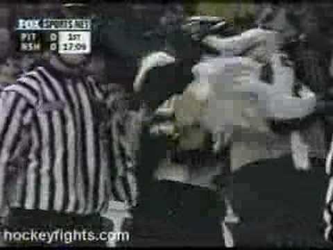 Patrick Cote vs. Dennis Bonvie