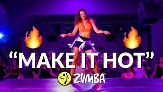"""MAKE IT HOT""   Major Lazer & Anitta  Zumba® Choreo By Alix"