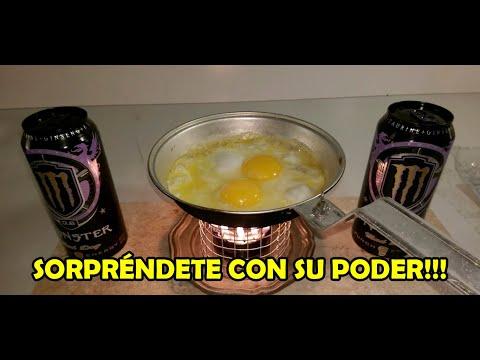 SUPER ESTUFA DE CAMPAMENTO