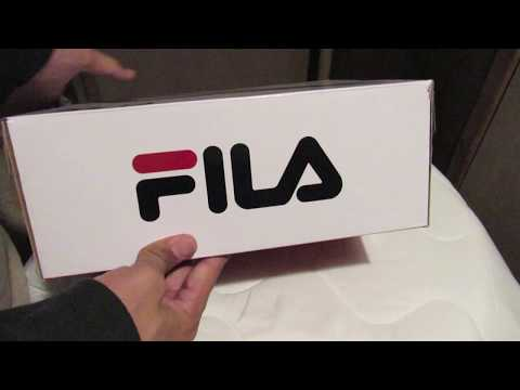 FILA Disruptor (UNBOXING/REVIEW)