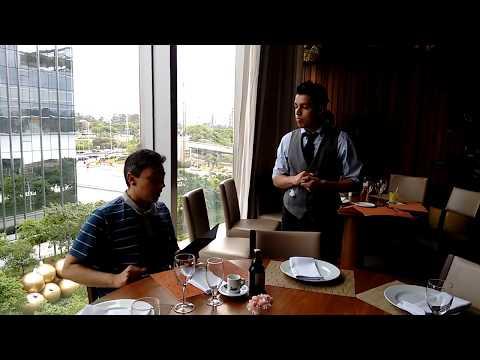 Formatura A&B Link English e Varanda Grill JK 2014
