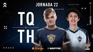 Team Queso VS Team Heretics | Jornada 22 | Temporada 2018-2019