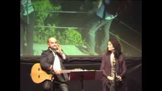 Bluatschink - Am Lech entlang-Uraufführung (mit Hindernissen *g*)