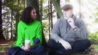 Shifting Habits by FEELING Your Way - an interview with Dad - Golden Gaia Quest Portland - Stop 2