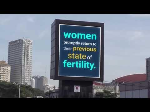 PHL Billboards Implants Fertility Video thumbnail