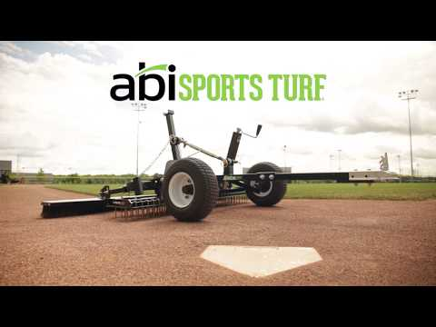 Infield Rascal Pro – Infield Groomer By ABI Sports Turf