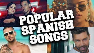 Top 100 Most Popular Spanish Songs Of All Time