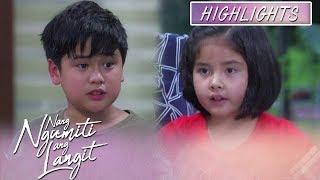 Mikmik scolds Joseph for saying bad things | Nang Ngumiti Ang Langit (With Eng Subs)