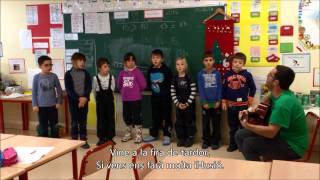 preview picture of video 'ESCOLA ANDORRANA DE LA MASSANA. La fira de tardor'