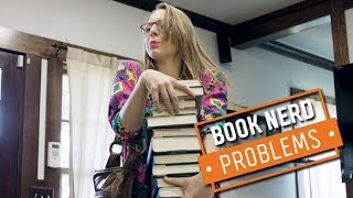When Somebody Touches Your Books | Book Nerd Problems