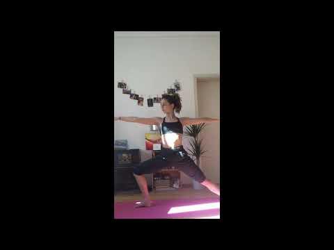 Anwesenheitsnotiz - Yoga mit Olga García Somocueto