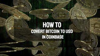 So konvertieren Sie Crypto in Cash Coinbase