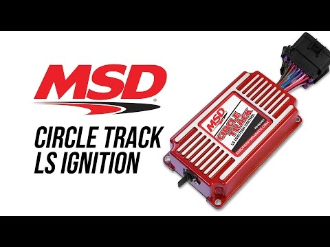 MSD Circle Track LS Ignition