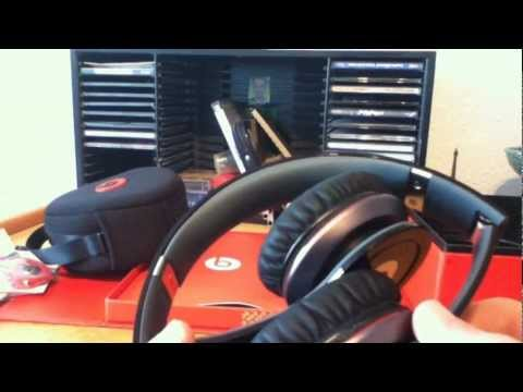 Unboxing Monster Beats by Dr. Dre Solo HD schwarz / black