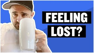 What to Do When You Feel Like It's Too Late | Tea with GaryVee