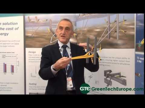 Tidal Stream Ltd Interview: Foundations for tidal turbines
