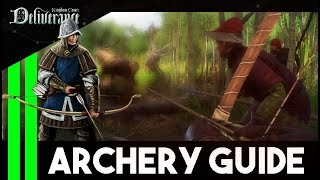 How To Improve At ARCHERY - Kingdom Come Deliverance