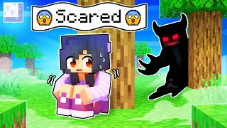 Aphmau Is SCARED In Minecraft!