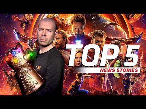 Avengers Spoiler Warning Meant for Cast Member – IGN Daily Fix