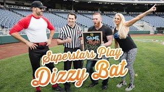 WWE Superstars play Dizzy Bat: WWE Game Night