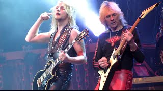 Judas Priest - Night Crawler (18.04.2012, Stadium Live, Moscow, Russia)