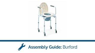 Burford Commode Assembly Guide