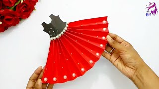 Mother's day card |How to make greeting card for mother's day |Paper greeting card|Queen's home