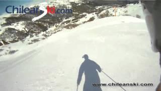 Cóndor 2, Nevados de Chillán Chile