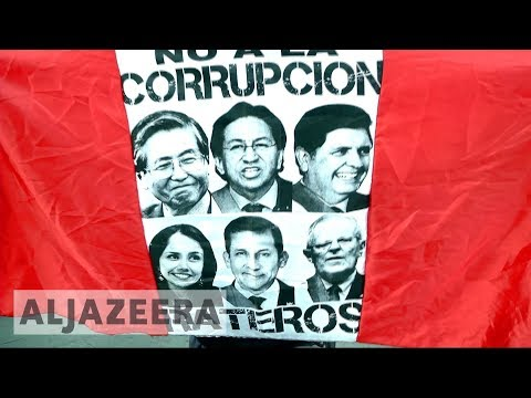 Peru's president faces corruption charges linked to Brazil scandal