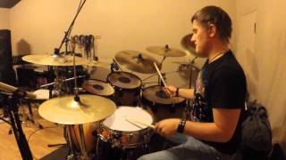 Deep Purple - Seventh Heaven - drum cover by Fedor Popov (Modern Drummer Hero)