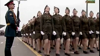 Военный парад 9 мая в Казани (2017)