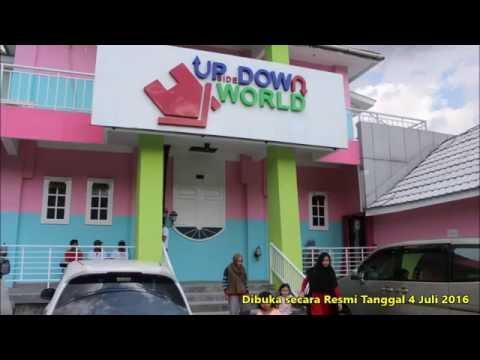 Video Upside Down Word Jogja