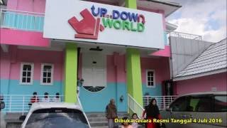 Upside Down Word Jogja