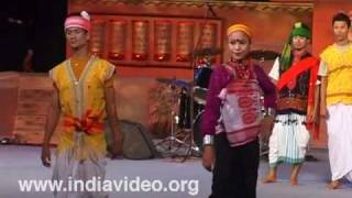 Traditional Dress, Assam