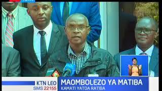 Familia ya Marehemu Kenneth Matiba yatangaza ratba ya ibada ya wafu