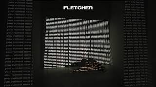 FLETCHER   Undrunk [you Ruined New York City For Me]