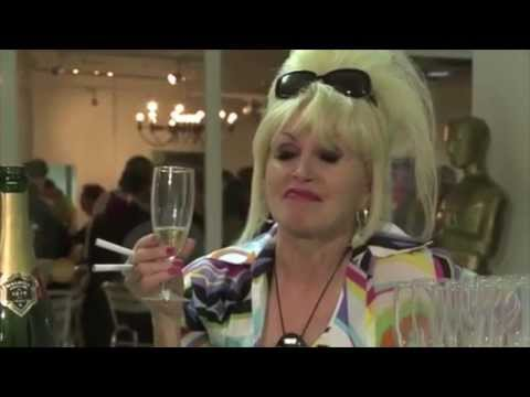 Joanna Lumley Lookalike Video