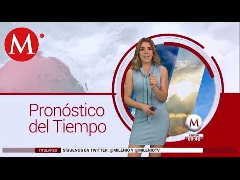 El clima para hoy 02 de abril de 2018 con Marilú Kaufman